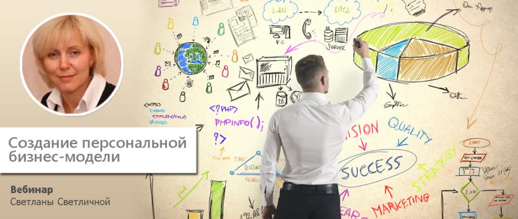 Создание персональной бизнес-модели